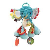 Infantino - Peluche éléphant d'activités