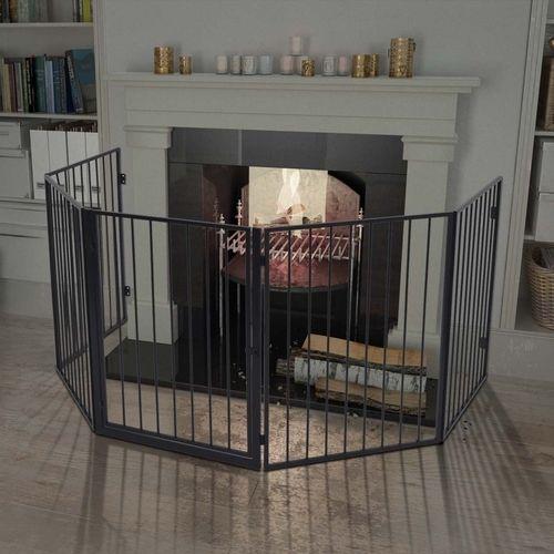 destockoutils barri re de protection parefeu poele. Black Bedroom Furniture Sets. Home Design Ideas