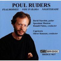 Bridge - Psalmodies Vox In Rama Nightshade - Cd