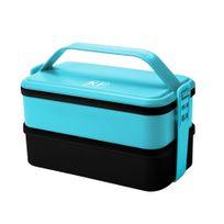 Kitchen Friday - Lunch Box 1.2L avec couverts en plastique