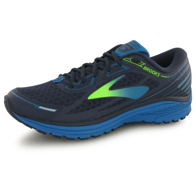 cher de Brooks homme pas 5 chaussures running bleu Achat Aduro B6wx84Iv