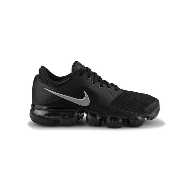Nike Air Vapormax Junior Noir pas cher Achat Vente