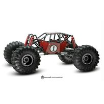 Gmade - R1 Rock Buggy 4WD Crawler RTR Rouge 1/10e