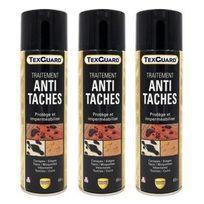 Guard Industrie - Imperméabilisant antitache tissu et cuir - Texguard - 3 Aérosols