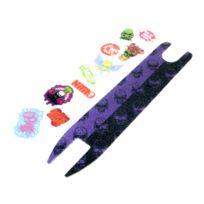 Madd - Grip de trottinette Grip skull violet 4 p Violet 52671