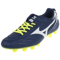 competitive price 4ec28 a570f Mizuno - Chaussures football moulées Monarcida neo nv md Bleu 75468