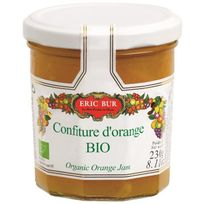 Eric Bur - Confiture d'Orange Bio 230g