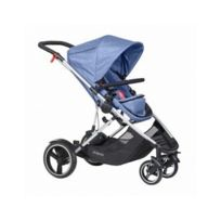 Phil&TEDS - Poussette Phil and Teds Voyager Blue Marl