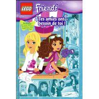 Hachette Comics - Lego friends ; tes amies ont besoin de toi