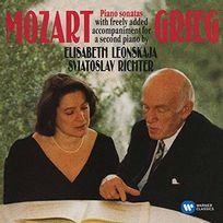 Warner Classics - Wolfgang Amadeus Mozart | Edvard Grieg - Piano Sonatas K.545 & K.494 / Fantasia K.475 Boitier cristal