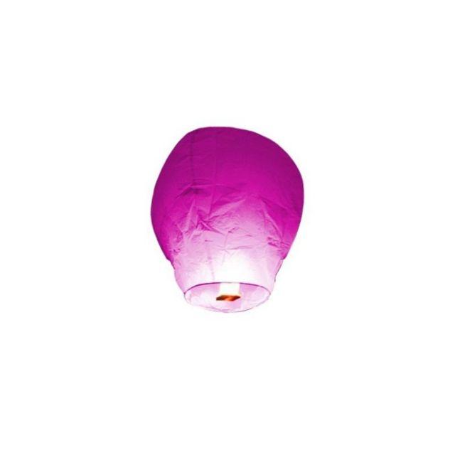 Skylantern - Lanterne volante rose X 5