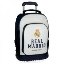 92a7042b49 Alpexe - Next Door Universal - valise Real Madrid Chariot 2 roues 50cm