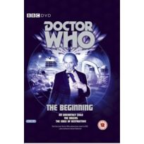 - Doctor Who - The Beginning IMPORT Coffret De 3 Dvd - Edition simple