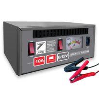 Auto7 - chargeur de batterie 100% automatique 10A 6/12V 10Ah à 100Ah