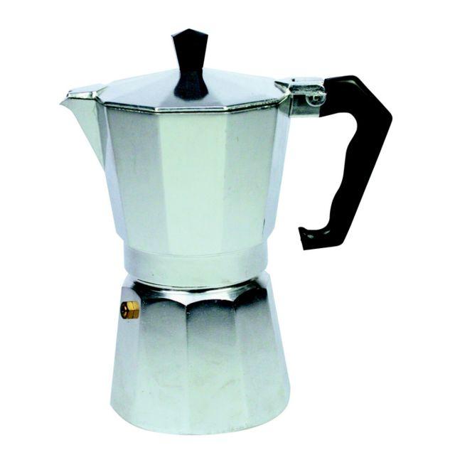 monix cafetiere italienne pression 3 tasses aluminium. Black Bedroom Furniture Sets. Home Design Ideas
