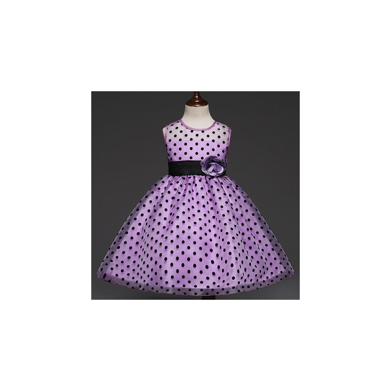 ... GLAREOLA- Robe enfant élégante de Cérémonie Mariage Soirée Cocktail  Demoiselle D honneur et baptème ... 3c0d00cd414