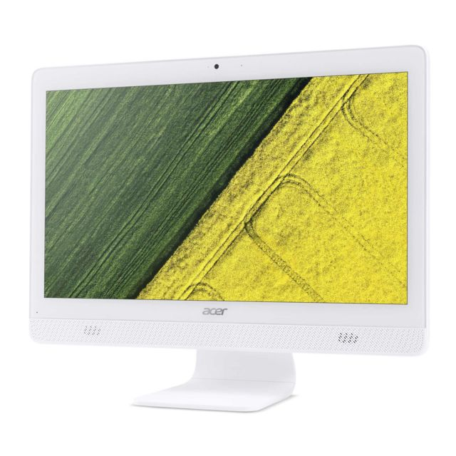 ACER - All-In-One AC20-720 - Intel Dual Core J3060 1.6 GHz - RAM 4 Go - HDD 1 To - Ecran 19.5'' HD - Windows 10
