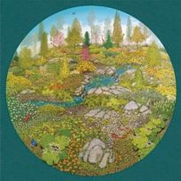 Pomegranate - Bill Martin - Garden Of Life: 1,000 Piece Puzzle