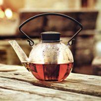 Qdo - Théière Tea 4 U 1 Litre - Noir