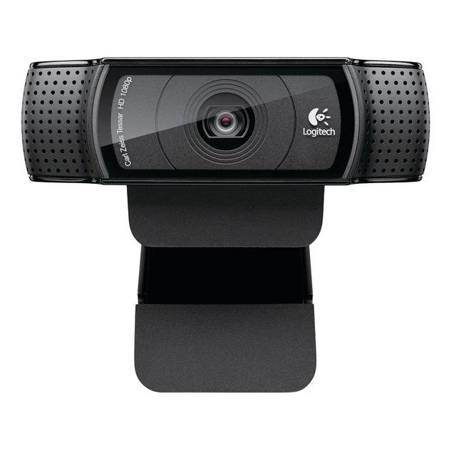 Logitech - Hd Pro Webcam C920 Refresh