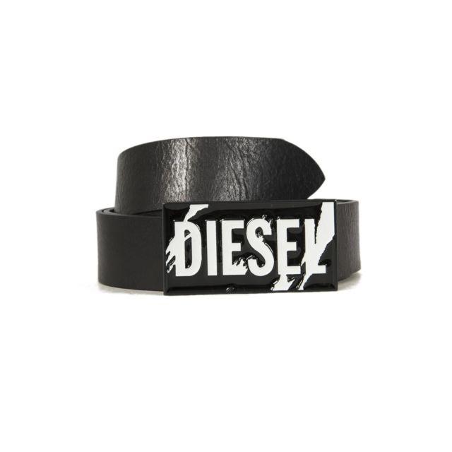 Diesel - ceinture x05684 b-sel noir - pas cher Achat   Vente ... 70ed1505500