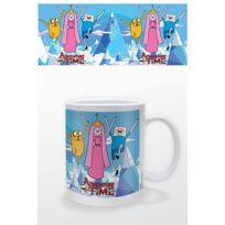 Adventure Time - Mug - mug Princess, Jake & Finn