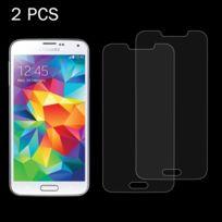 Bigben Protège écran en verre trempé pour Samsung Galaxy