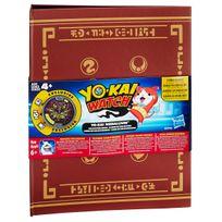 YOKAI WATCH - Le livre de médailles - B5945EQ00