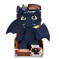 Dragons - 6027679 - Peluche - Krokmou Deluxe