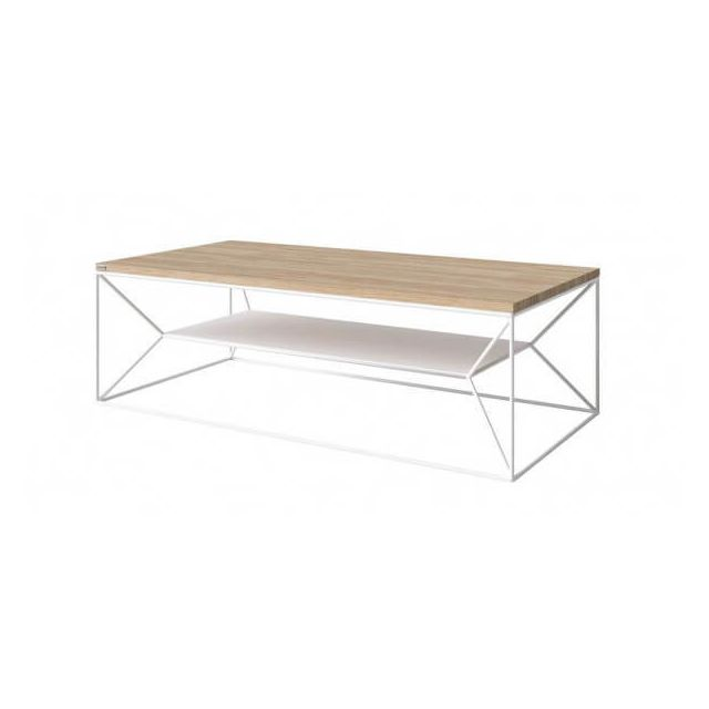 Mathi Design Table de salon Olawa