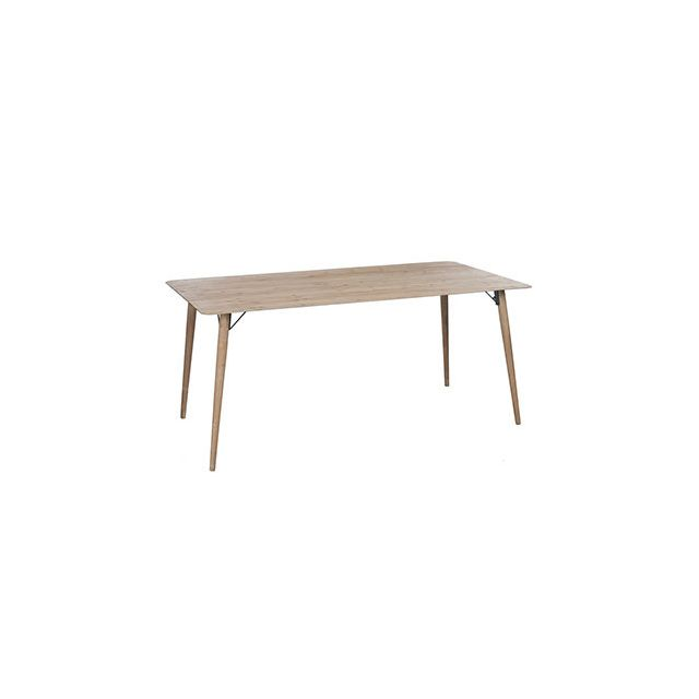 Table A Manger Rct Met Naturel 180x90x78cm