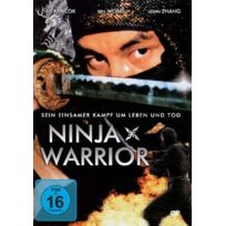 Knm Home Entertainment GmbH - Ninja Warrior IMPORT Allemand, IMPORT Dvd - Edition simple