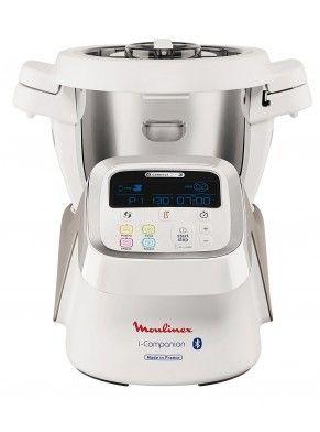 MOULINEX - Robot cuiseur connecté i-Companion - HF900110