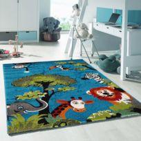 Tapis Pour Enfants Chambre Kids Safari