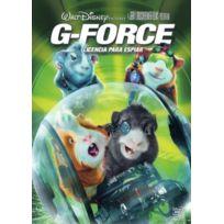 The Walt Disney Company Iberia S.L - G-force IMPORT Espagnol, IMPORT Dvd - Edition simple