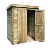 - Bucher en bois Théofil 156x136x195cm