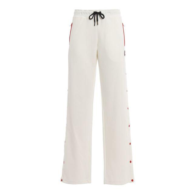 Colmar Originals Femme 90438UE01 Blanc Polyester Joggers