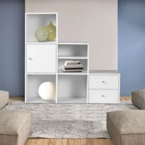 meuble rangement case achat meuble rangement case pas cher rue du commerce. Black Bedroom Furniture Sets. Home Design Ideas