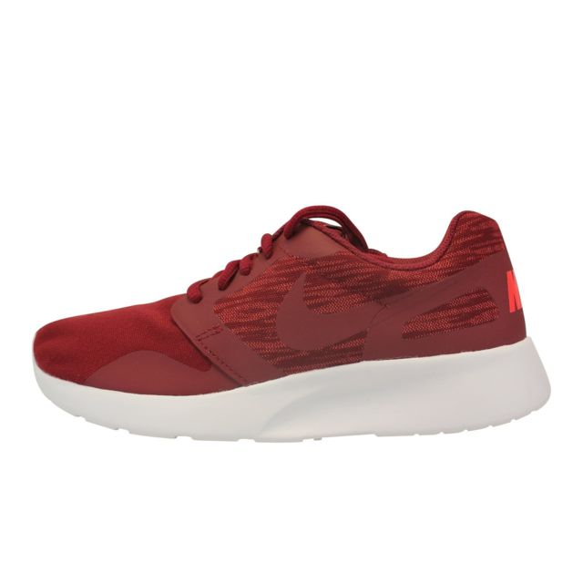 Nike Kaishi Ns Rouge pas cher Baskets Achat   Vente Baskets cher homme 446977