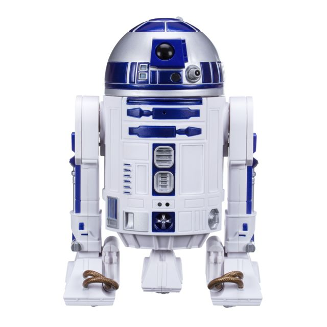 STAR WARS R2D2 ROBOT INTERACTIF - C1410EU40
