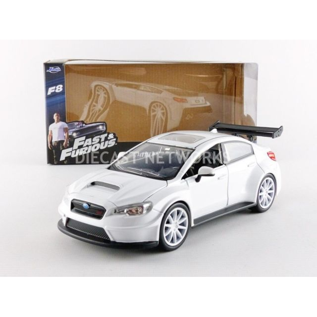 VOLKSWAGEN JETTA A3 JADA TOYS 1//24 FAST AND FURIOUS 1995-99591W