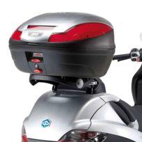 Givi - Support Top Case Monolock SR134M, Piaggio Mp3 125/250/300/400/500