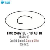 Tiemco - Hamecon Mouche 2487 Bl