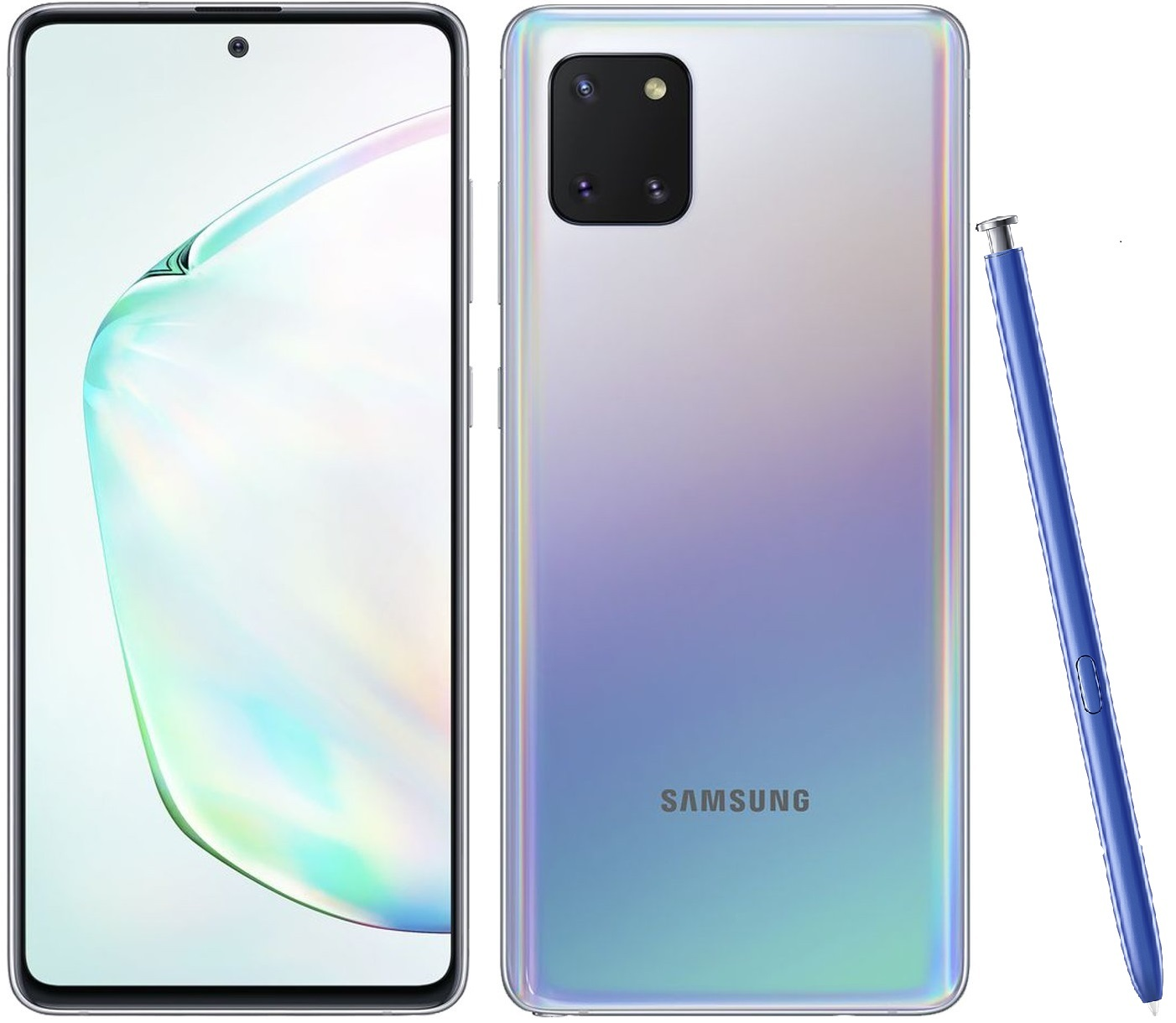 Smartphone Galaxy Note 10 Lite 128 Go Samsung Rouge Cardinal