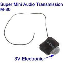 Yonis - Mini micro espion émetteur sans fil écoute discrète à distance