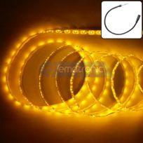 EMATRONIC - Ruban LED et connecteur 1m 60LEDs/m 3528 - YF2-35 JAUNE