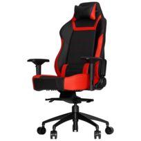 VERTAGEAR - Fauteuil Gaming Racing Series, PL6000 - Noir/Rouge