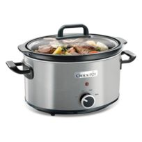 Crock-pot - Mijoteur Crock Pot Csc025X-01