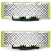 Philips - Pack de 2 Lames de Remplacement Qp220/55 Rasoir