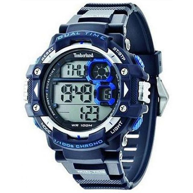 Timberland Montre 14260JPBL 03 Montre Multifonctions
